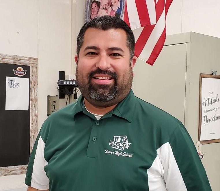 Mr. Jorge Campos